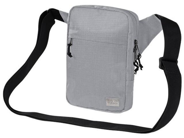 Jack Wolfskin Purser Blend Shoulder Bag slate grey heather